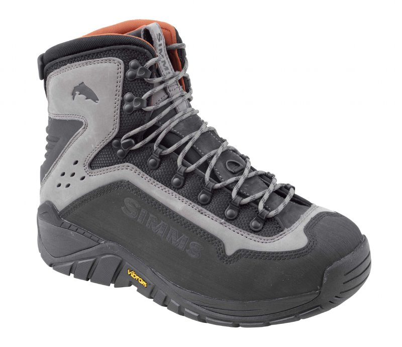 Simms g3 guide wading boot for Simms fishing shoes