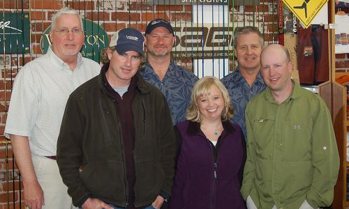 The Gorge Fly Shop Team, 2010