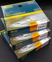 RIO Skagit Flight Heads - 3 Pack of 350gr, 375gr, 400gr, Closeout
