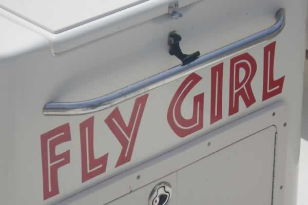 Fly Girl - Outer Banks Fly Fishing