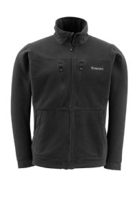 Simms ADL Fleece Jacket - Black