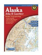 Delorme Alaska Atlas and Gazetteer