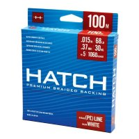 Hatch 100M Premium Braided Backing