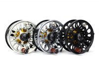 Bauer RX Fly Reels - Free Fly Line