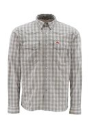 Simms Big Sky LS Shirt - Color Boulder - NEW