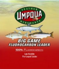 Umpqua Big Game Fluorocarbon 9' Leader