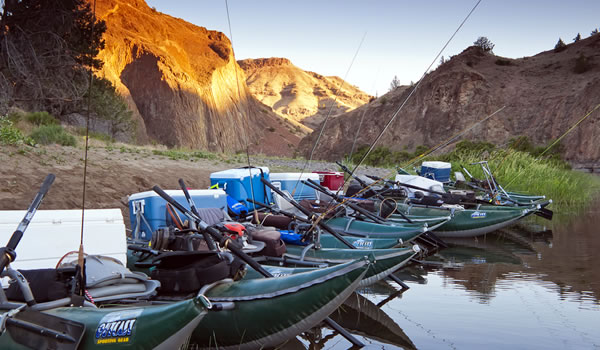 The Gorge Fly Shop Pontoon Boats: A Buyers Guide