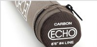 "Echo Carbon 8'6"" 4 Weight Fly Rod"
