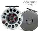 Bauer CFX Spey Reels - Free Fly Line