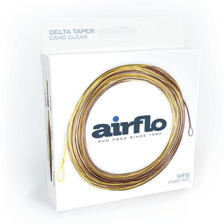 Airflo NEW Camo Intermediate Fly Line WF7FI