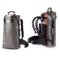 Simms Dry Creek Guide Roll-Top Backpack - Closeout