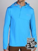 Exofficio Sol Cool Ultimate Hoody - Color Malibu