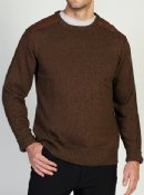 Exofficio Cafenist Crew Sweater - Walnut
