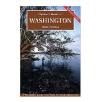 Flyfisher's Guide To Washington by Greg Thomas