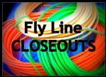 Closeout Fly Lines