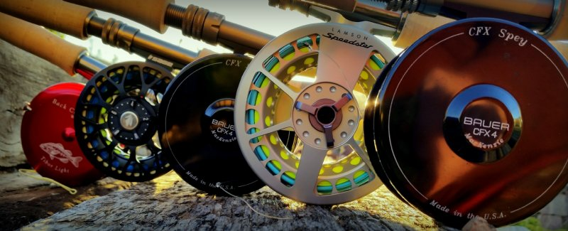 Fly Fishing Reels and Spey Reels