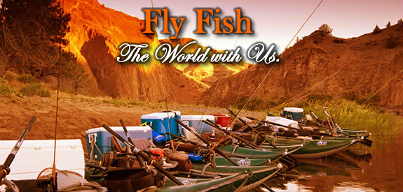 Fly Fish the World with Us