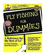 book fly fishing for dummies trout