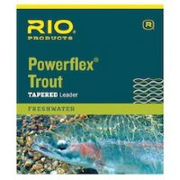 Rio Powerflex Trout Leaders 12' & 15'