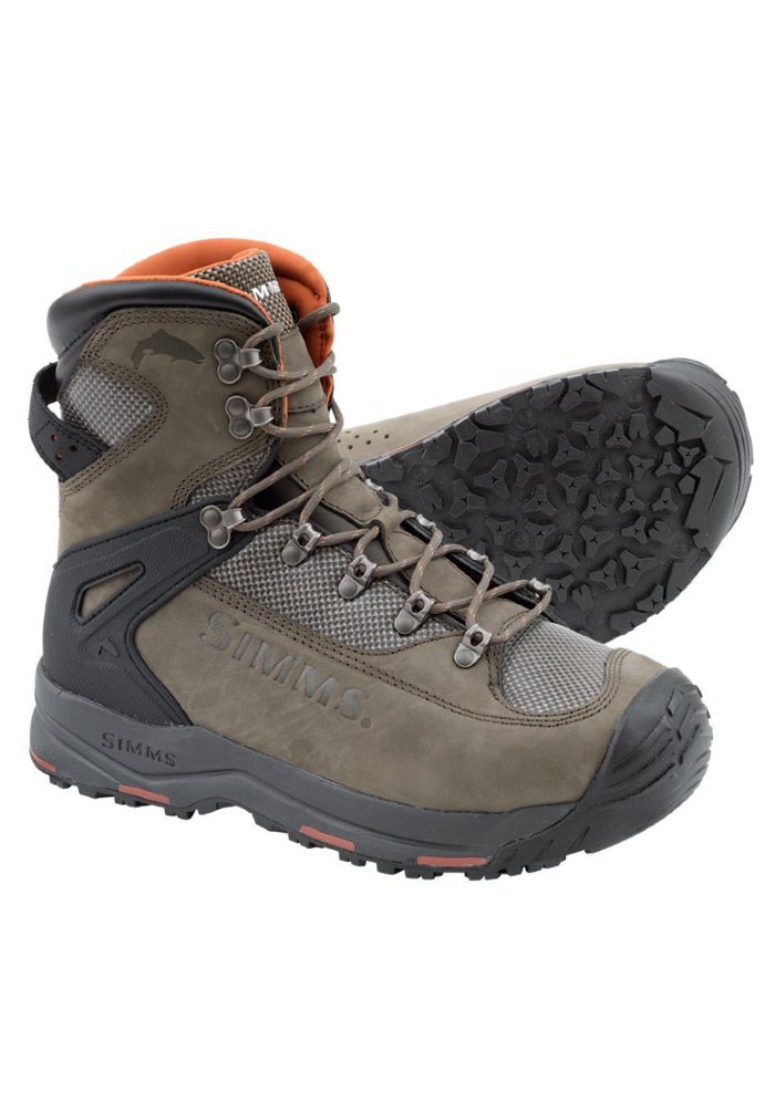 Simms g3 guide boot vibram sole for Simms fishing shoes