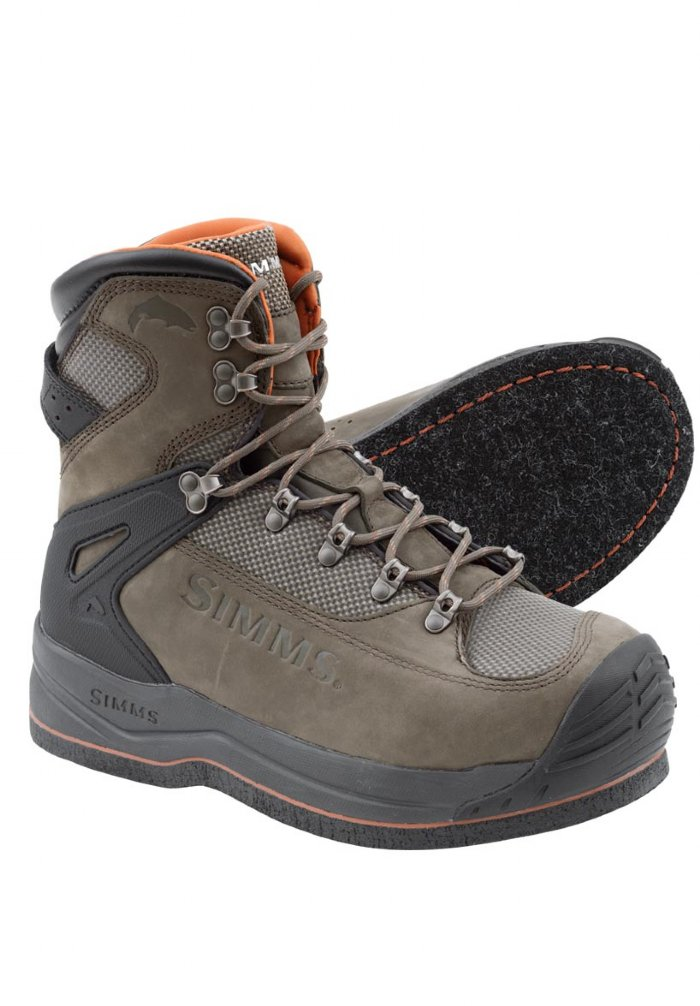 Simms g3 guide boot felt sole for Simms fly fishing