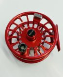 Galvan Torque T-10 Fly Reel - Red - InStock