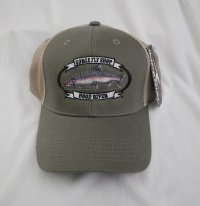 GFS Logo Hats - Tan Trucker