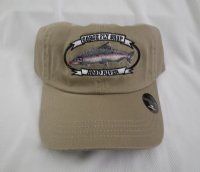 GFS Logo Hats - Small Fit - Tan
