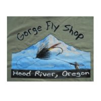 Gorge Fly Shop Logo T-Shirt