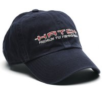 Hatch Caps - Garment Washed Navy