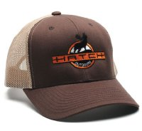 Hatch Caps - Hunter Trucker Elk
