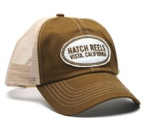 Hatch Caps - Vista Trucker Olive