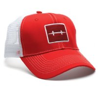 Hatch Caps - Icon Trucker Red