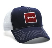 Hatch Caps - Icon Trucker Navy