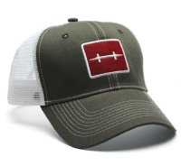Hatch Caps - Icon Trucker Olive