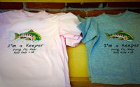 GFS I'm a Keeper T-Shirts