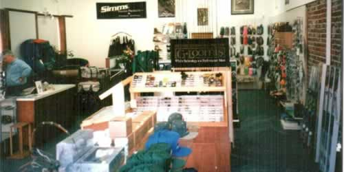 Gorge Fly Shop | Long ago...