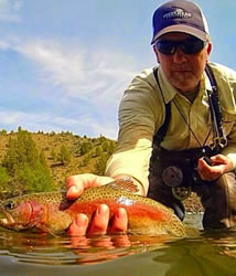 John Garret Gorge Fly Shop