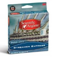 Scientific Anglers Streamer Express Clear Tip Fly Line