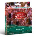 S/A Mastery Trout Fly Line - Closeout