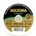 Maxima Ultra Green Leader Spool