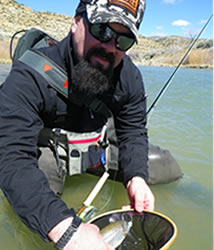 Mike Prine - Gorge Fly Shop Webmaster