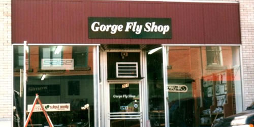 The Gorge Fly Shop | 201 Oak St.