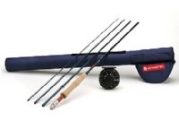Redington Crosswater 4pc Fly Rod Outfits