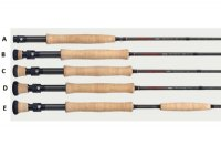 "Redington Vapen 9'6""  5 Weight 4pc Fly Rod"