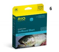 RIO Outbound Short Coldwater Shooting Head