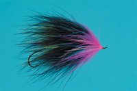 Howell's River Rat Squid - Black & Blue