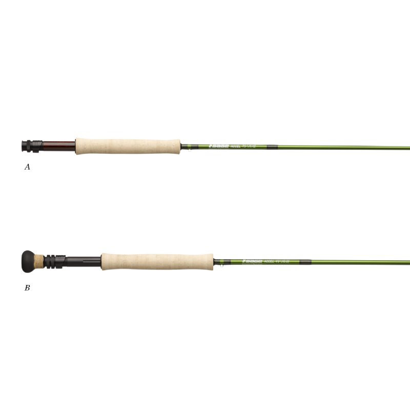 Sage accel fly rods for Fishing rod clearance