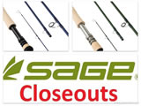 Sale Items and Closeoutdeals (rods & reels)