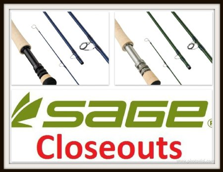 Sage Rod Closeouts Sale